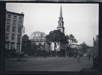 East Village: St. Mark's Church-in-the-Bowery, undated