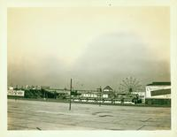 Gravesend: Boardwalk looking northwest from the vicinity of W. 2 Street, Coney Island, 1923.