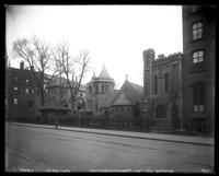 Church of the Transfiguration (The Little Church Around the Corner), East 29th Street, New York City, 1909.