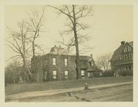 New Utrecht: George Duryea House, east side of Fort Hamilton Parkway from 80 Street to 81 Street, 1923.