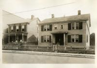 Flatbush: 30 and 32 Erasmus Street, 1922.