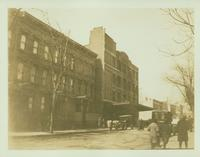 Bushwick: Bauman's Storage, south side of Goodwin Place between Grove Street and Greene Avenue, 1923.