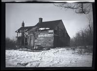 Flushing: [C. Backus House, Rocky Hill Road, west side, at Granger Avenue, 1923].