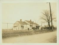 Gravesend: B.I. Ryder House, north side of Neck Road between Ryder's Lane [i.e. Ryder Avenue] and Delamere Place, 1923.