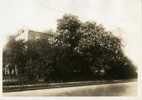 Flatbush: Bennett House,  282 (382?) Clarkson Avenue, near New York Avenue, 1922.