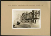 Brooklyn: 143 to 147 Joralemon Street, between Sidney Place and Clinton Street, 1922.