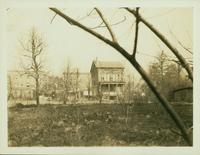 Flatbush: 4316 18th Avenue, Parkville, rear view from Webster Avenue, 1923.