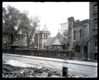 Church of the Transfiguration (The Little Church Around the Corner), East 29th Street, New York City, 1911.