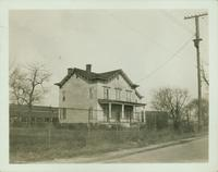 Gravesend: B.W. Kouwenhoven House, northwest corner of Neck Road and E. 27 Street, February 1925.