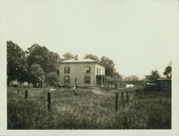 Flatlands: A.H. Hubbard House, 1632 Flatbush Avenue, west of Flatbush Avenue, north of Avenue I, 1923. Demolished by 1925.