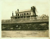Long Island City: Francis Duryea Kouwenhoven House, south of Old Bowery Road, just east of Kouwenhoven Street, Hellgate, 1923. Demolished by 1929.