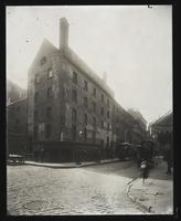 Bill Poshers building, Rose Street (old sugar house), undated.