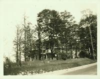 Jamaica: Oldfield Hendrickson House, north side of Hollis Avenue at about 199th Street, Hollis, 1923. Opposite Isaac DeBevoise House.