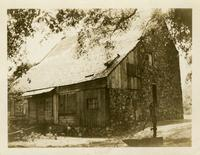 Richmond County: Christopher Billop House, Tottenville, May 1925. Rear view.