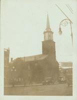 Flatbush Reformed Dutch Church, southwest corner of Flatbush Avenue and Church Avenue, 1922.