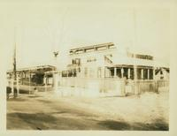 Flushing: Egle's, Bell Avenue, Bayside; also old schoolhouse on the east side of Bell Avenue, January 1923.