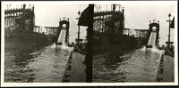 New York City: Coney Island [Shoot the Chutes?], undated. Stereograph.