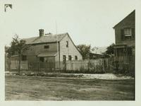Flatlands: A. Tice House (1860), 988 E. 92nd Street, about 100 feet west of Canarsie Lane, 1922.