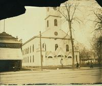 Jamaica: Presbyterian Church on Clinton Avenue, undated.