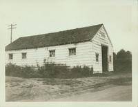 Jamaica: Mrs. G.E. Ely House (C.E. Van Winter's blacksmith shop), Hawtree Creek Road and Lincoln Avenue, 1922.