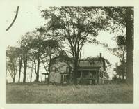 Long Island City: A.D. Ditmars House, Boulevard and Ditmars Street north of New York Connecting Rail Road bridge, Astoria, 1922.