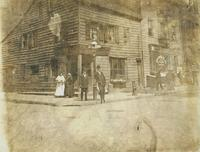 Lower Manhattan: [Hester Street or Ludlow Street, undated.]