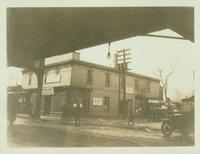 Jamaica: Archer Hall, northwest corner of Jamaica Avenue and Bergen Avenue (166th Street), 1923.
