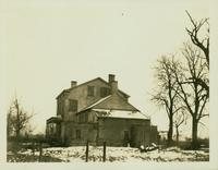 Flatbush: C. Suydam House (built 1860), Tilden Avenue, north side, two blocks west of Utica Avenue, 1923.