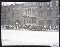 Eagle Pencil Company strike, 712 East 14th Street, June-July 1938.