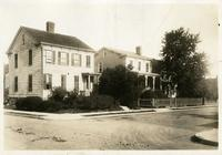Flatbush: 24 (Bennett) and 28 (Dougherty) Johnson Place, 1922.