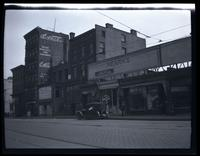Brooklyn: 'Hearn's 14th St.' store and neighboring buildings, undated.