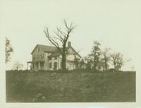 Flushing: A.D. Rhodes House, Little Neck Road, east side opposite Marion's Lane, 1922.