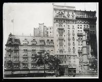 Albemarle-Hoffman House, Broadway and 24th Street, New York City; copy of a photo by an unknown artist, 1911.