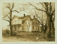 Gravesend: B.W. Kouwenhoven House, northwest corner of Neck Road and E. 27 Street, 1923.