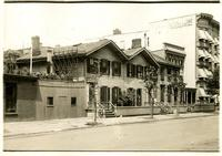 Brooklyn: 140 to 146 Cambridge Place (r-l), 1922.