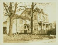 Flatbush: Cornelius Suydam House (built 1860), E. 48th Street, east side, about 100 feet north of Tilden Avenue, 1923.