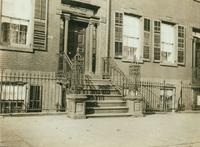 Lower Manhattan: 191-193 Hudson Street, west side between Vestry Street and Debrosses Street, undated.