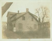 Jamaica: John Gracy House, 502 Fulton Street, east of Canal, 1924. Demolished 1925.