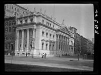 New York City: Appellate Court building, 23 Madison Avenue, undated.