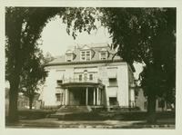 New Utrecht: Edward Kent House, 1806 Ridge Boulevard, corner of 68 Street, 1922.