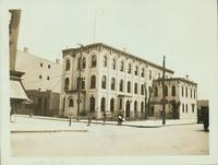 Bushwick: 6th Precinct Police Station, south east corner of Bushwick Avenue and Stagg Street, 1922.