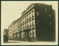 Brooklyn: 122 to 126 Orange Street to Pierrepont Street, looking south, 1923.