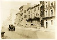 Brooklyn: 143-147 Joralemon Street, between Sidney Place and Clinton Street, 1922.