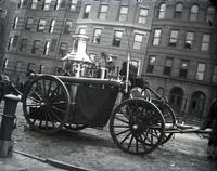 F.D.N.Y. Fire Engine no. 3, New York City, April 25, 1891.