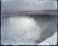 """The Heart of the Horseshoe,"" Horseshoe Falls, Niagara Falls, undated."