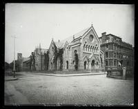 Church of the Messiah, 34th Street and Park Avenue, 1871.