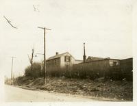 Newtown: Rapelye House, east side of Trains Meadow Road between Jackson Avenue and Poor Bowery Road, 1923