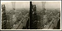 New York City: 23rd Street looking west from Seventh Avenue, undated. Stereograph.