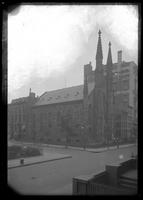 Brooklyn: First Unitarian Church of Our Savior, [northeast corner of Pierrepont Street and Monroe Place, 1922.]