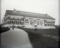 Metropolitan Museum of Art, Central Park opposite East 82nd Street, New York City, May 11, 1891.